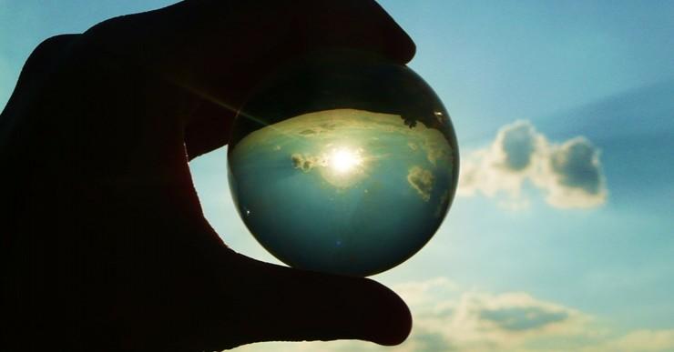 ถ้าโลกคือกระจกสะท้อนตัวตนของเรา